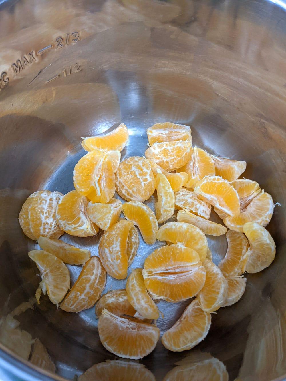 oranges in instant pot