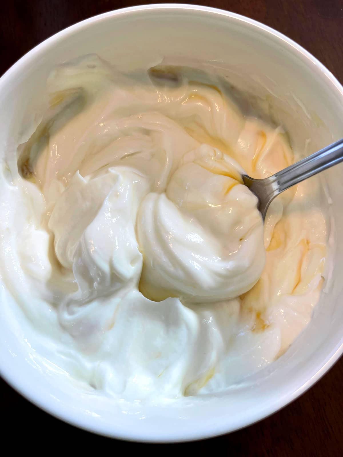 honey vanilla greek yogurt