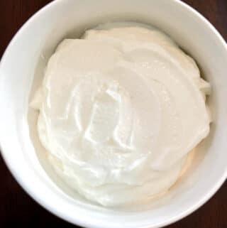 how to make greek yogurt taste like sour cream